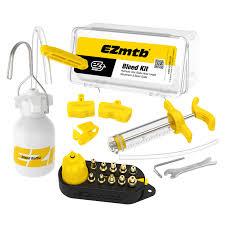 EZmtb Master <b>Universal Bicycle</b> Hydraulic Disc Brake <b>Bleed Kit</b> For ...
