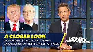 GOP Unveils Tax Plan, Trump Lashes Out After Terror Attack: A ...