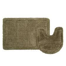 <b>Набор ковриков</b> для ванной комнаты, 60х90 + 50х50 см ...