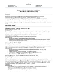 manager resume administrative manager resume
