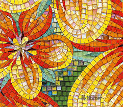 mosaic wall decor: wall mosaic designs  ideas about mosaic wall on pinterest