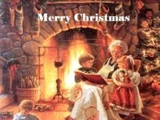 Free animated Christmas eCards - Facebook Christmas cards