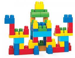 <b>Конструктор Mega</b> Bloks <b>Mattel</b> First Builders Набор классический ...