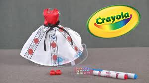 <b>Crayola</b> Pixie Doodles Razzle Dazzle <b>Rose</b> Outfit Fashion Pack from ...