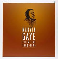 The Albums Vol. 2 <b>1966</b>-1970 (7 LP Vinyl Box Set): <b>Marvin Gaye</b> ...