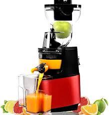 Large caliber Slow Electric Juicer Machine Slag Juice ... - Amazon.com