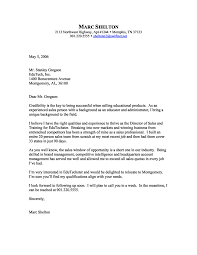 letter writing cover letter