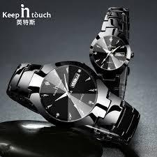 KEEP IN TOUCH Brand <b>Luxury Lover Watches</b> Quartz Calendar ...