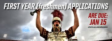 deadlines viterbi admission last week to apply for freshmen fall 2015