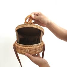 Bali Rattan <b>Bags</b> For Women <b>2018</b> Summer <b>Beach</b> Shoulder <b>Bag</b> ...