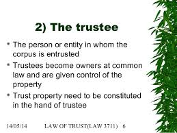 Image result for common law trust