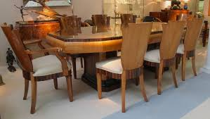 art deco hille dining table and chairs circa 1930 art deco dining table high