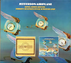 <b>Jefferson Airplane</b> - <b>Long</b> John Silver/Thirty Seconds Over Winterland