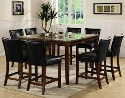 Dining Room Table With Benches Top Counter Height Dining Chairs Dining Room Incredible Dining