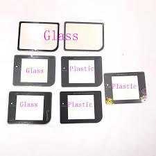 <b>30PCS Plastic</b> Glass <b>Grey</b> Black For Nintendo Game Boy Original ...