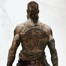 Atreus Hand Tattoos | Kratos <b>god of war</b>, <b>God of war</b>, Viking tattoos