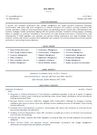 logistics manager resume samples   antob resume   it    s like heaven resume samples for operations manager examples