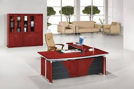 office table designs photos rectangle shape black wooden storage cabinets light brown wooden table side storage drawers large white black colors wooden black office table