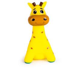 Игрушка для <b>ванной Happy Snail</b> Жираф Спот (17HSB07SP ...
