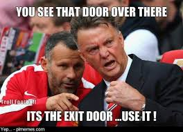 Van Gaal memes, jokes and funny pictures via Relatably.com