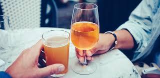 Do different drinks make <b>you</b> different <b>drunk</b>?