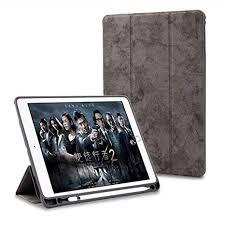 "ProElite Smart PU <b>Flip Case</b> Cover for <b>Apple</b> iPad 9.7"" 2017 2018 ..."