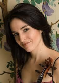 Sibylle Tschopp, Violinistin, konzertiert als Solistin und Kammermusikerin in bedeutenden Kulturzentren und mit namhaften Orchestern in Europa, ... - Mirjam