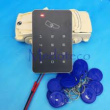 125khz <b>Rfid Access Control</b> High Security <b>RFID</b> Proximity Entry <b>Door</b> ...
