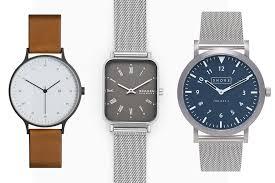 40 Best Minimalist <b>Watches</b> for <b>Men</b> | <b>Man</b> of Many