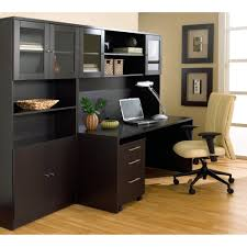 large desk hutches for computer office desk chic office desk hutch