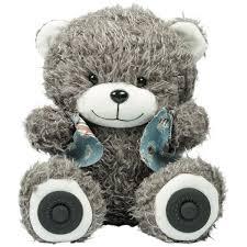 <b>Портативная</b> аудиосистема <b>Ritmix ST</b>-<b>250</b> Bear BT ...