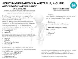 adult immunisations northern rivers vaccination supporters for more information take a look at the n immunisation handbook see your gp your occupational health advisor or a travel vaccination
