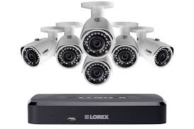 2K IP Security camera system with <b>8 Channel</b> NVR and 6 <b>HD</b> ...