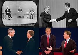 「2000, tv discussion between bush and algore」の画像検索結果