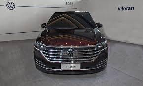 Появились подробности о новом минивэне Volkswagen Viloran