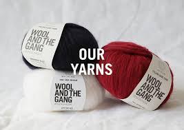 <b>Wool</b> and the Gang: Knitting and Crochet Kits, Yarns, and Supplies