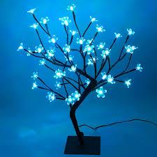 Lightshare 18 Inch <b>Cherry Blossom</b> Bonsai Tree, 48 <b>LED</b> Lights