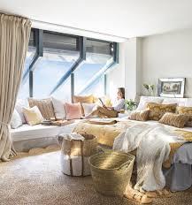 〚 Испанский дом с бассейном в гостиной для семьи с четырьмя ...