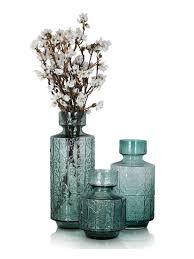 <b>Стеклянная ваза для цветов</b> Granada Home Philosophy 9127700 ...