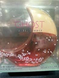 <b>Ghost Sheer Summer</b> by Scannon 1.7 ounce EDT Spray - SEALED ...