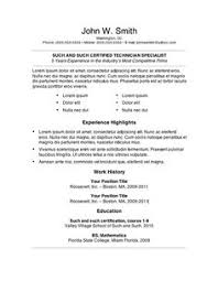 basic resume template     resume   pinterest   resume  cover    basic resume template     resume   pinterest   resume  cover letters and templates