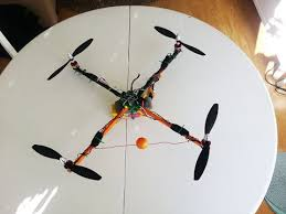 Building Arduino quadcopter <b>30 min</b> flight time + code and schematics