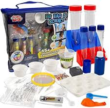 Be Amazing! Toys Big Bag of Science Works, Model ... - Amazon.com