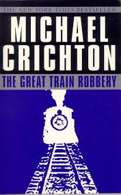 20th century american bestsellers lts cover art from the 1997 edition of <u>the great train robbery< u>