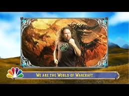 We are teh World of Warcraft - geeks unite