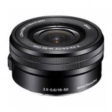 Купить <b>Объектив Sony</b> 16-50mm f/3.5-5.6 (<b>SELP1650</b>) Black - в ...