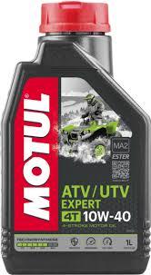 <b>ATV UTV</b> EXPERT 4T 10W-40 - <b>Motul</b>