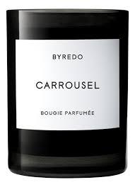 <b>Ароматическая свеча</b> Carrousel Byredo купить, цена на ...