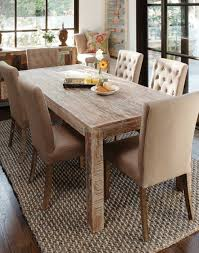 Tufted Dining Room Sets 30 Amazing Rustic Dining Room Design Ideas