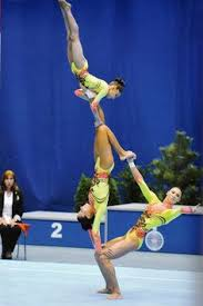 Acrobatic gymnastics on Pinterest | Gymnastics, Russia and Cheer via Relatably.com